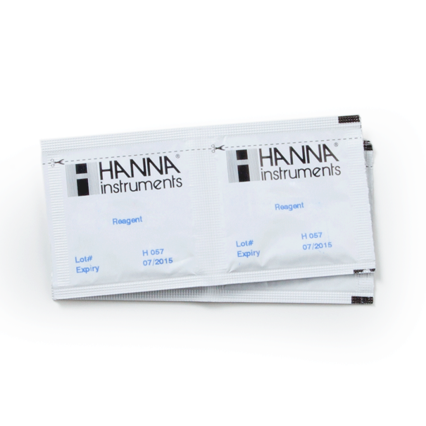 Thuốc thử đo Clo tổng, 100 gói HI93711-01 Hanna