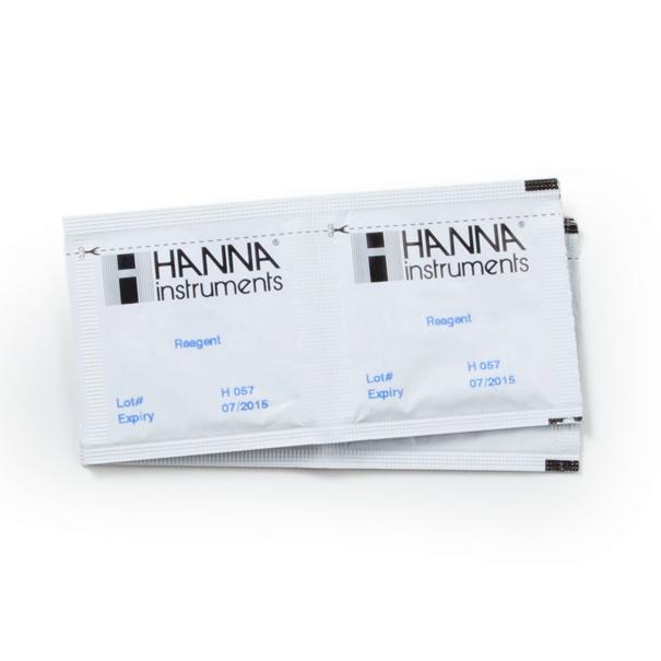 Thuốc thử đo Sắt thang cao, 100 gói HI93721-01 Hanna