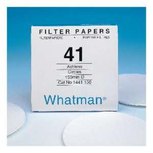 Giấy lọc định lượng 41, nhanh 20-25um, 47mm Whatman