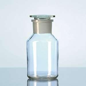 Chai trắng cổ rộng nút thủy tinh NS 24/20, 50ml Duran