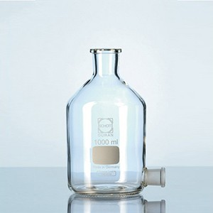 Chai thủy tinh nút thủy tinh có vòi 10 lít( không nhám, không kèm nút , vòi) Duran