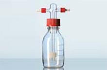 Bình sục khí (rửa khí) 500 ml, không có tấm lọc Duran