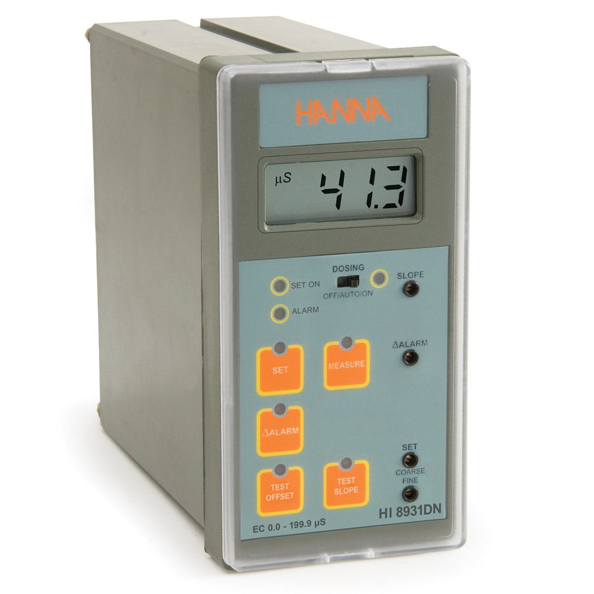 Bộ kiểm soát độ dẫn Analog với đầu dò hoặc Transmitter HI8931 Hanna