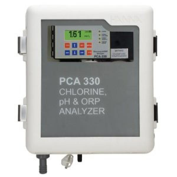 Máy phân tích và kiểm soát Clo, pH, ORP và nhiệt độ PCA330 Hanna