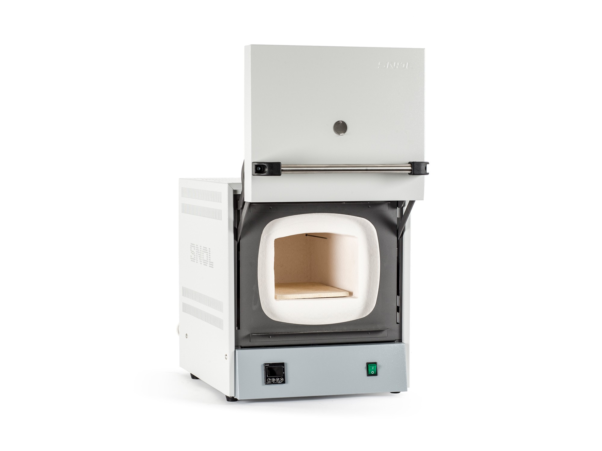 Lò nung muffle furnace 8,2/1100 LHM01 Snol