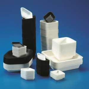 Đĩa cân nhựa 30ml ( 56x85x14.5mm)Kartell