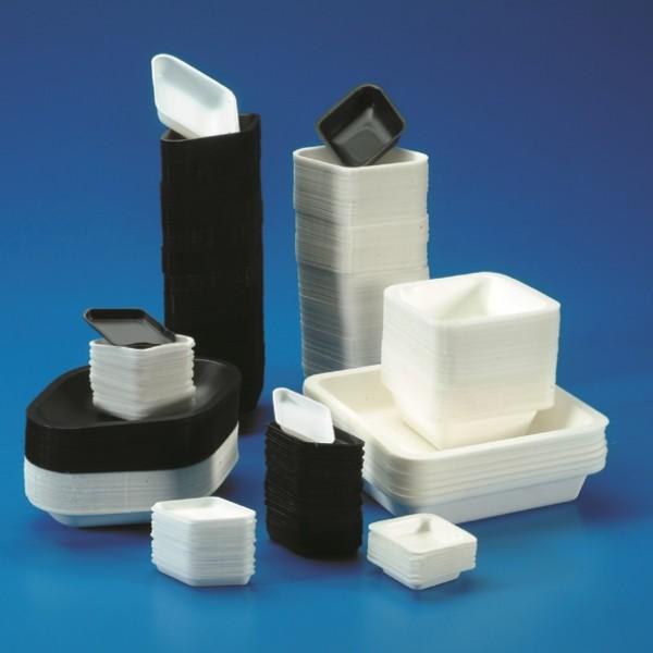 Đĩa cân nhựa 250ml (134x134x23mm) Kartell