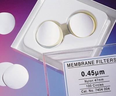 Màng lọc nylon 0.8um, 47mm Whatman