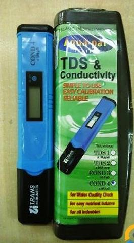 Máy đo tổng chất rắn hòa tan (TDS) dạng bút TDS2 Trans Instruments