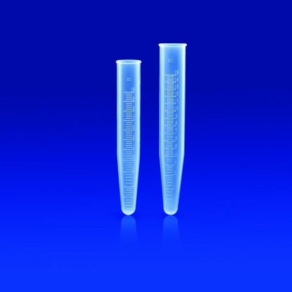 Tuýp ly tâm đáy nhọn có chia vạch 18x118 mm