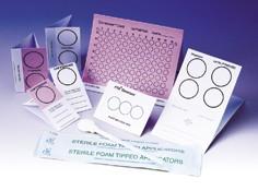 Thẻ lưu mẫu máu FTA 4 chỗ, dành cho mẫu không màu Whatman