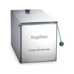 Máy dập mẫu 50 - 400ml cửa inox BagMixer 400P Interscience
