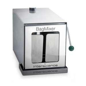 Máy dập mẫu 50-400ml cửa kính BagMixer 400W Interscience