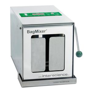 Máy dập mẫu thể tích 200-2000ml cửa kính BagMixer 3500VW Interscience