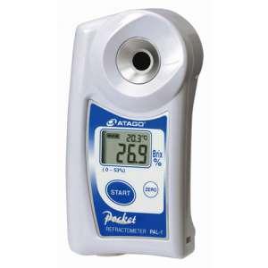 Khúc xạ kế đo độ ngọt điện tử hiện số PAL-1 Atago