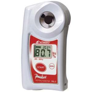 Khúc xạ kế đo độ ngọt điện tử hiện số PAL-2 Atago