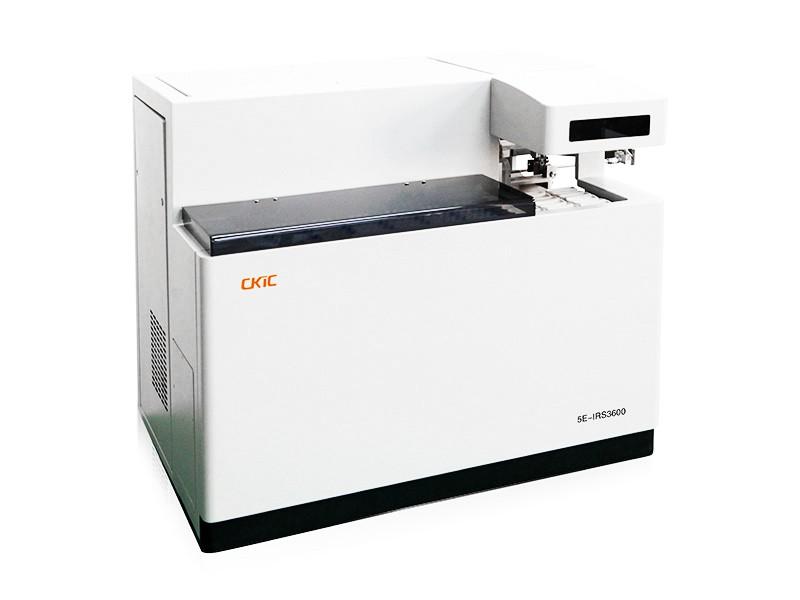 Máy xác định hàm lượng S tổng bằng hồng ngoại tự động 60 mẫu 5E-IRS3600 CKIC
