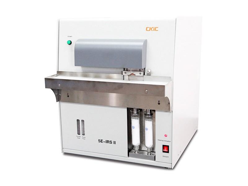Thiết bị phân tích lưu huỳnh bằng hồng ngoại bán tự động 5E-IRSII CKIC