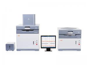 Hệ thiết bị xác định hàm lượng % C cố định tự động 19 mẫu 5E-MAG6700 CKIC
