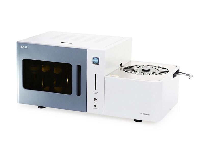 Máy xác định hàm lượng S tổng tự động 5E-AS3200B CKIC