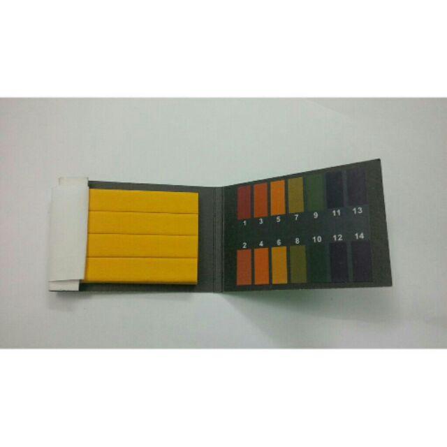 Giấy đo pH 5.4-7.0 Trung Quốc