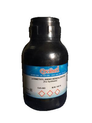 p-Dimethyl Amino Benzadehyde C9H11NO 98% Ấn Độ