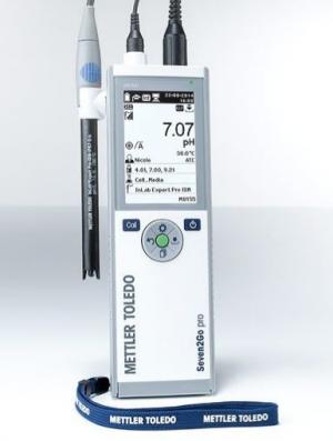 Máy đo pH cầm tay Seven2Go S2-Field Kit Mettler Toledo-Thụy Sỹ(xuất xứ Trung Quốc)