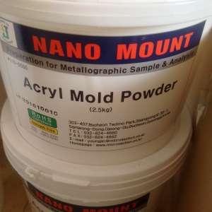 Bột đúc mẫu Acryl Mold Powder