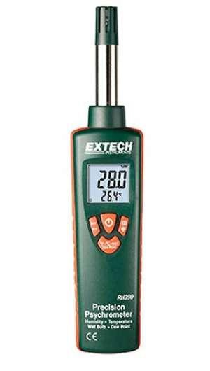 Máy đo độ ẩm không khí RH390 Extech