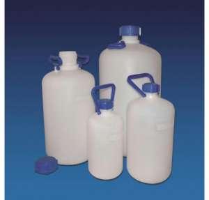 Bình nhựa thành dày không van MH, HDPE K1644 Kartell