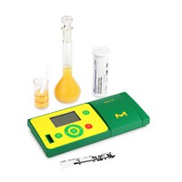 Nitrite Test Method: reflectometric with test strips 0.03 - 1.00 g/l NO₂⁻ Reflectoquant® Merck