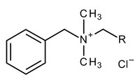 Alkylbenzyldimethylammonium chloride for synthesis 500g Merck