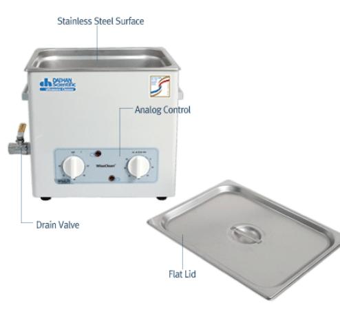 Bể rửa siêu âm analog- DH.WUC.A02H- Daihan