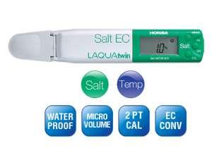 Bút đo độ mặn cầm tay SALT 11 Horiba