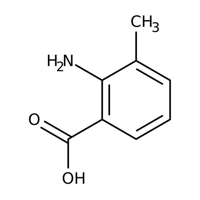 2-Amino-3-methylbenzoic acid, 98% 10g Acros