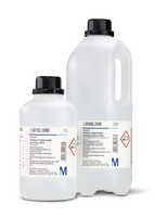 Ammonia solution 25% for analysis EMSURE® 1l plastic Merck