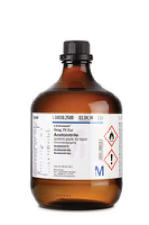 Water for chromatography (LC-MS Grade) LiChrosolv® 10l Merck