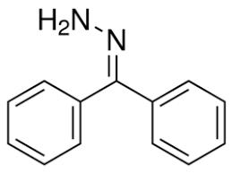 Benzophenone hydrazone, 98+% 500g Acros