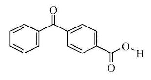 4-Benzoylbenzoic acid, 99% 5g Acros