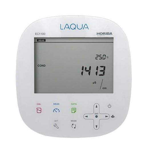 Máy đo độ dẫn / điện trở / độ mặn / TDS để bàn EC1100-S Horiba