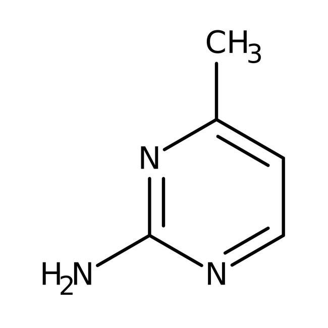 2-Amino-4-methylpyrimidine, 97% 10g Acros
