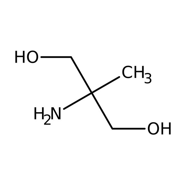 2-Amino-2-methyl-1,3-propanediol, 99% 100g Acros