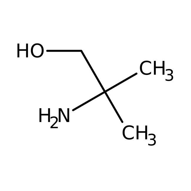 2-Amino-2-methyl-1-propanol, 99% 1l Acros