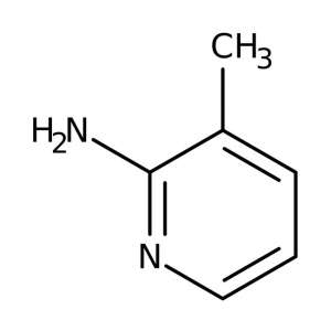 2-Amino-3-picoline, 96% 100 g Acros