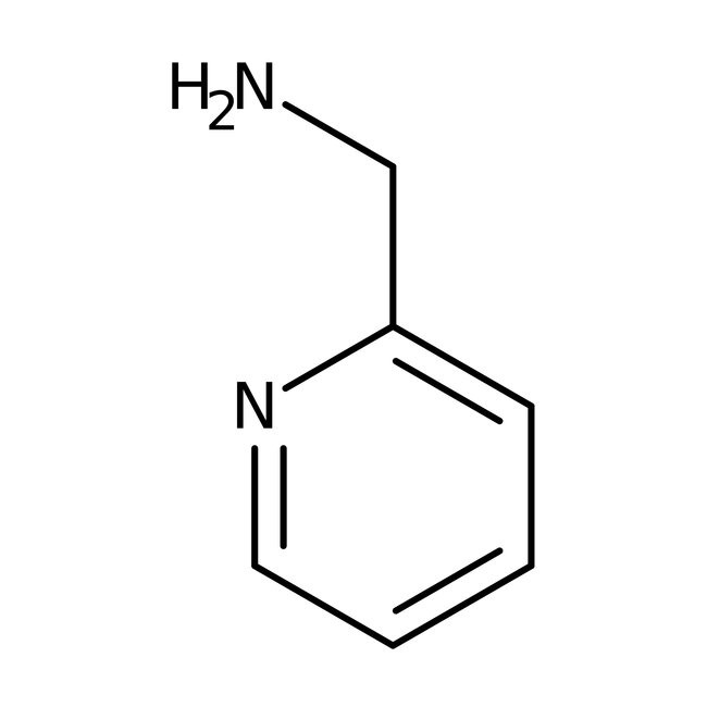 2-(Aminomethyl)pyridine, 99% 100ml Acros
