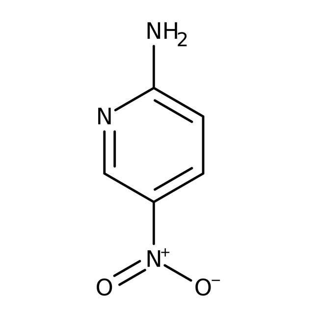 2-Amino-5-nitropyridine, 99% 100g Acros