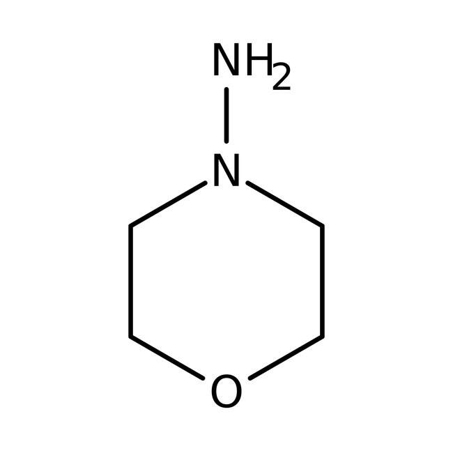 N-Aminomorpholine, 95% 25g Acros