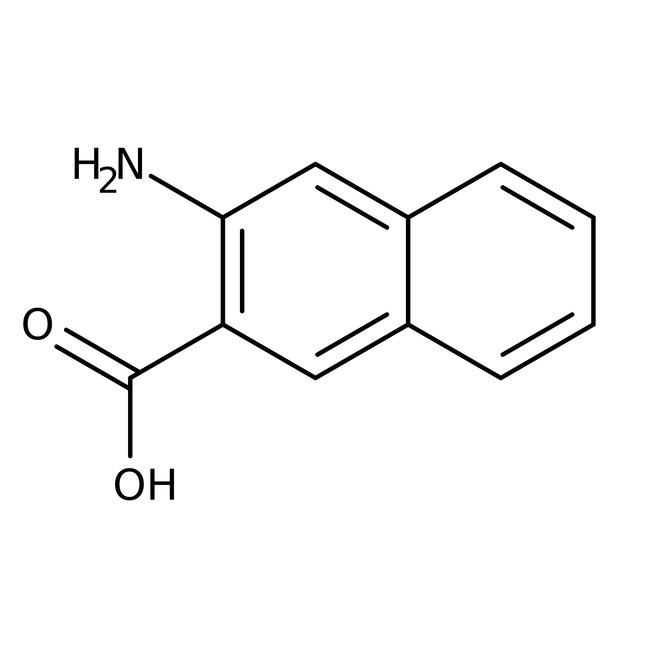 3-Amino-2-naphthoic acid, 85%, tech. 25g Acros