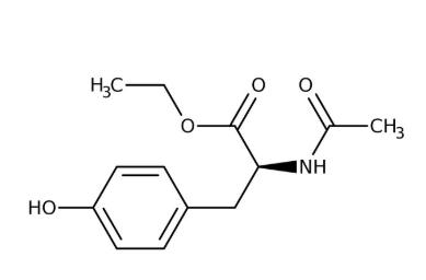 N-Acetyl-L-tyrosine ethyl ester monohydrate, 99% 1g Acros