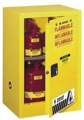 Tủ đựng hóa chất dễ cháy HW.ZYC0022S Daihan